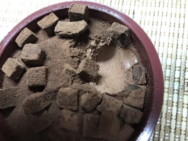 セブンプレミアム:ベルギー産チョコレート使用 生チョコアイス